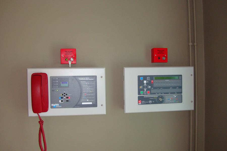 Firealarm-install